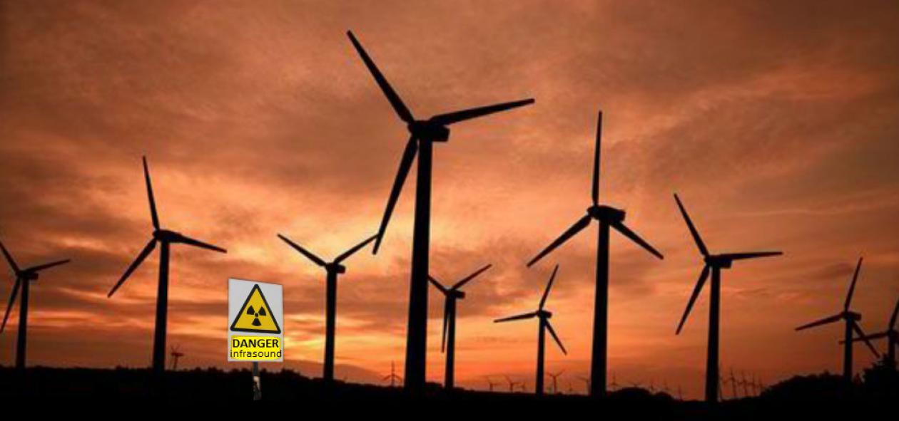Etusivu – Tuulivoimaloiden infraääni,  äänetön tappaja